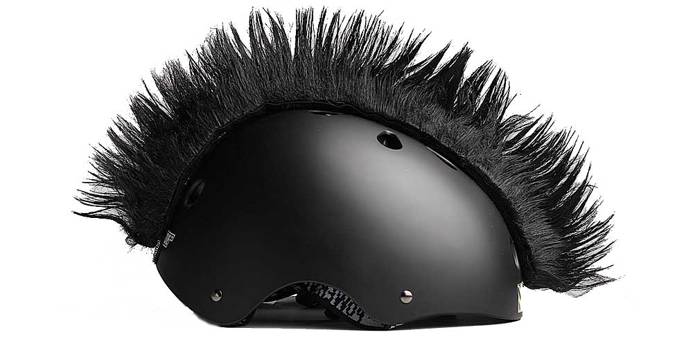 Wiggystyle Mohawk Black
