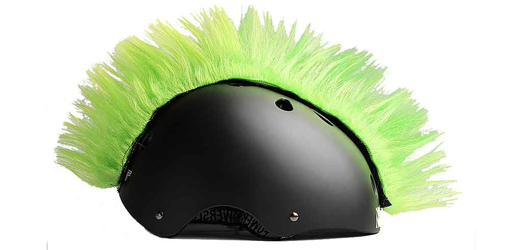 Wiggystyle Mohawk Green