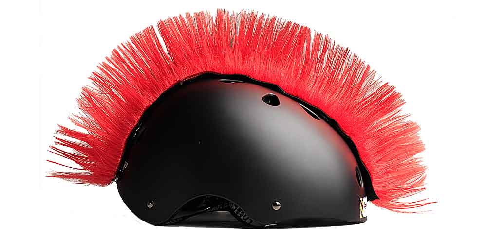 Wiggystyle Mohawk Red
