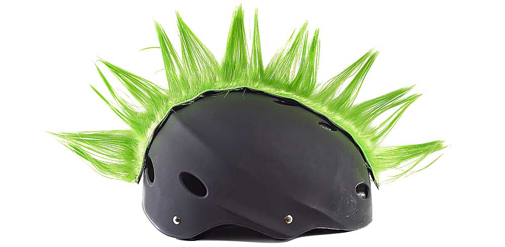 Wiggystyle Spike Green