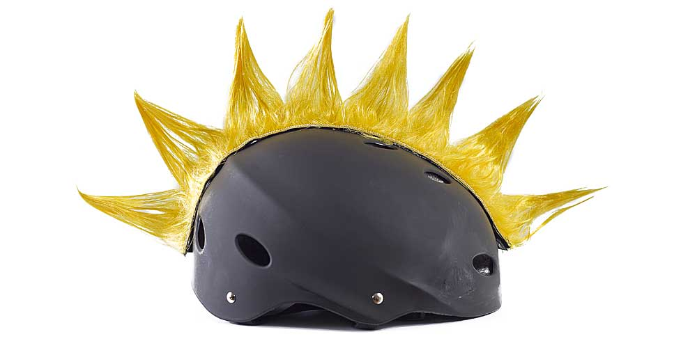 Wiggystyle Spike Yellow